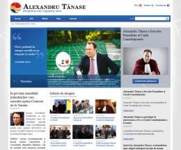 Personalitate politică din Republica Moldova: Alexandru Tănase