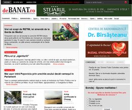 deBanat.ro – ştiri din Banat – site pe wordpress de massmedia