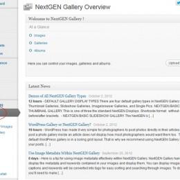 Crearea unei galerii foto folosind NextGEN Gallery