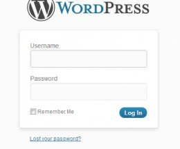 Modificarea interfeței de logare a WordPress-ului: BM Custom Login