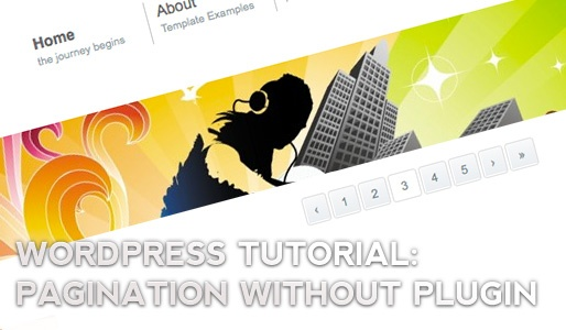 How to build a WordPress Post Pagination without plugin
