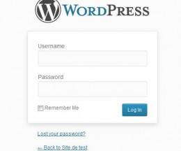 Cum poți schimba logo-ul din WordPress Login Page