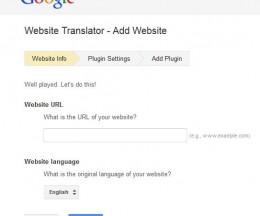 Cum se poate adăuga Google Translate pe WordPress?