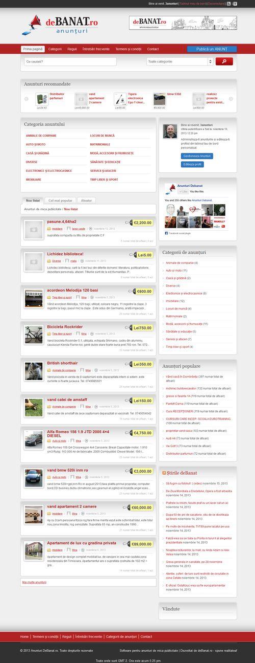 anunturi online wordpress