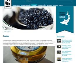 Două lucrări pentru WWF România