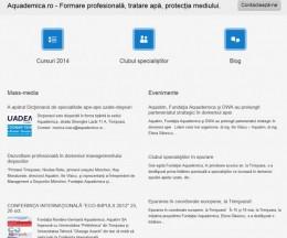 Site multilingv pe WordPress pentru o fundație cu caracter educațional
