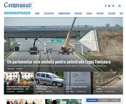 Ziar online pe WordPress