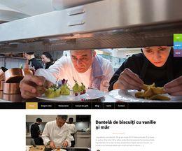 WordPress pentru Chef Joseph Hadad