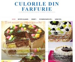 Culorile din Farfurie – site culinar