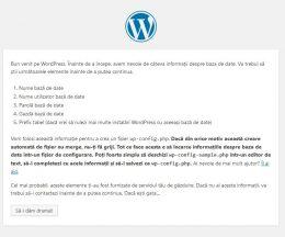Greșeli des întâlnite la instalarea WordPress