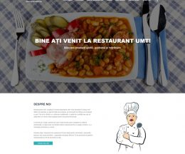 Restaurant pe WordPress