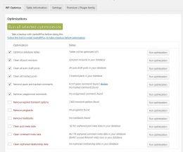 Cum poți optimiza rapid baza de date WordPress