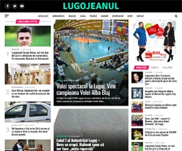 Lugojeanul pe WordPress